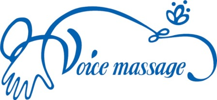 Voice Massage -terapeutti-logo
